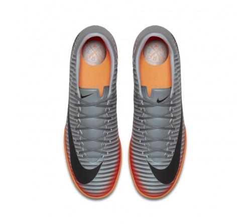 Tênis MercurialX Nike Victory VI CR7 Futsal Cz/Lj