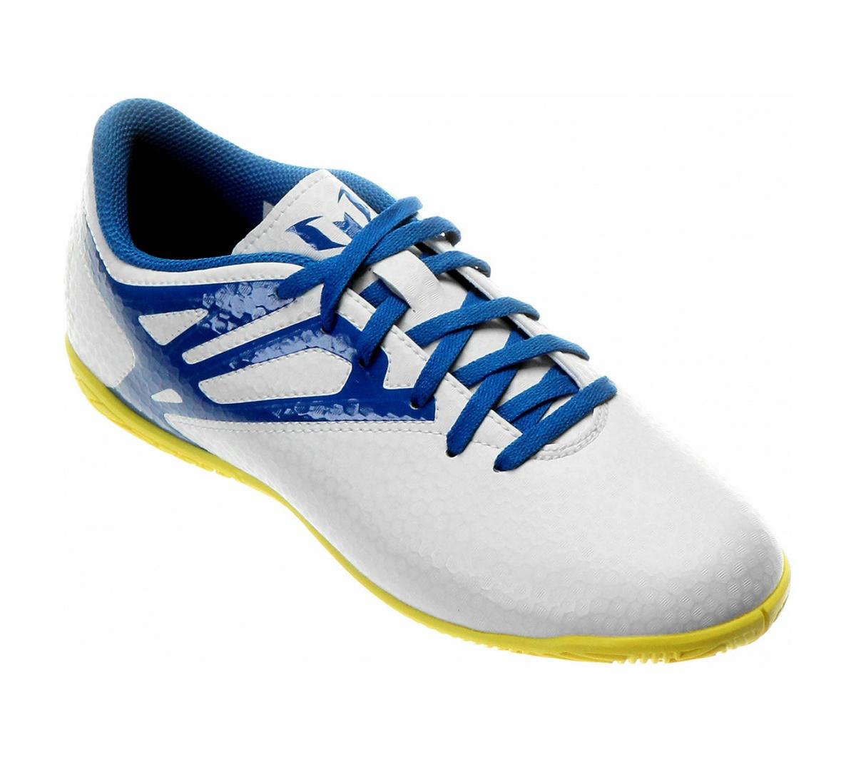 1e058f3bdf Tênis Messi 15.4 Adidas Futsal Infantil Tênis Messi 15.4 Adidas Futsal  Infantil ...