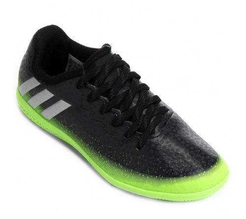 Tênis Messi 16.3 Adidas Futsal Infantil