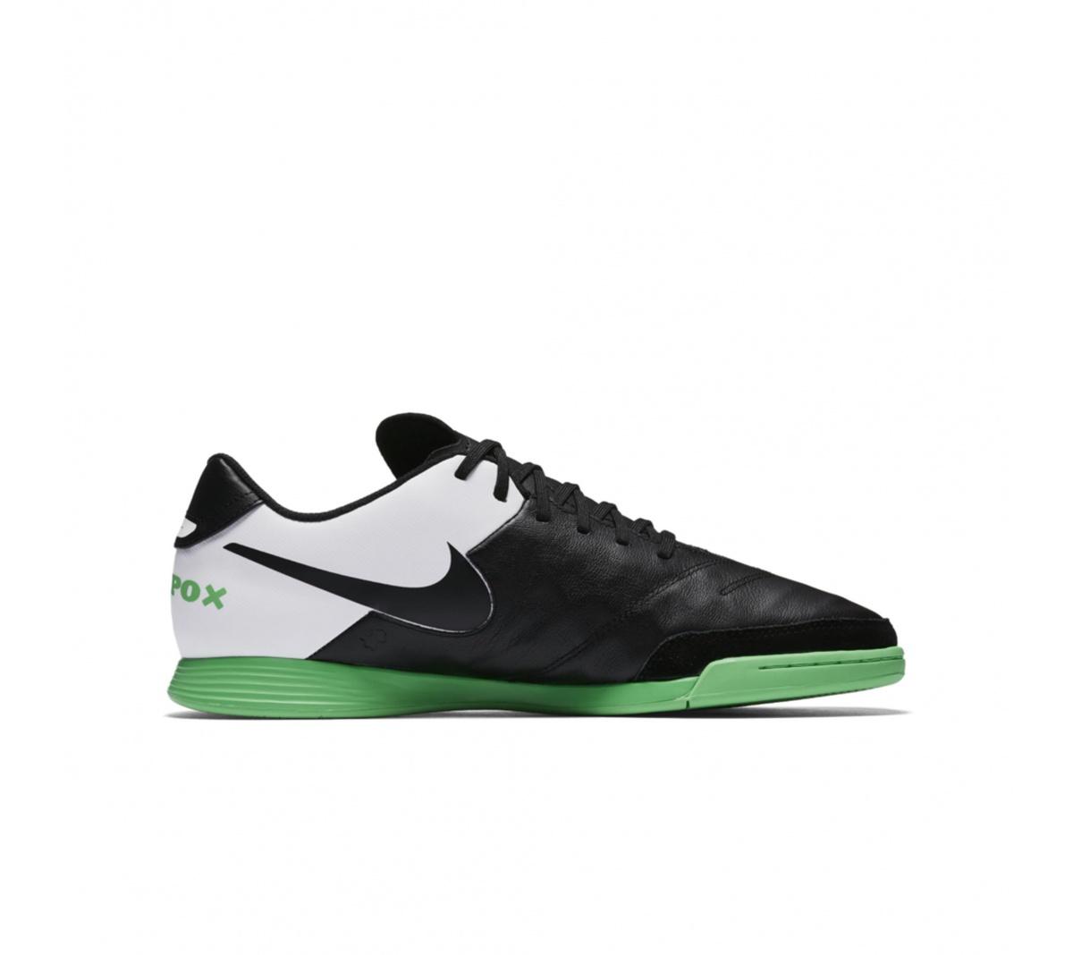 Tênis Nike Futsal TiempoX Gênio II Leather - Mundo do Futebol 3051abbebad57