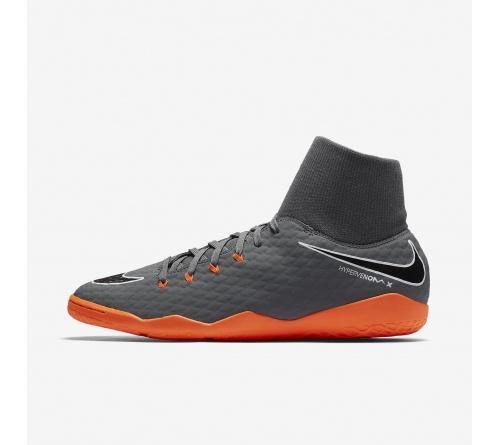 Tênis Nike Hypervenom PhantomX 3 Academy DF IC JR