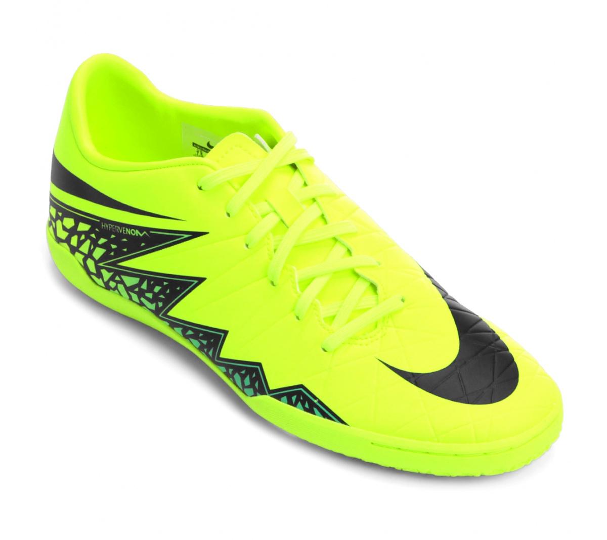 80f582b8a094a Tênis Nike Hypervenom Phelon II Futsal Infantil - Mundo do Futebol