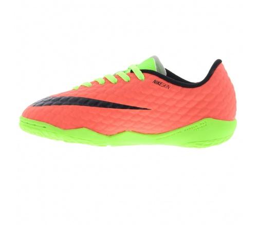 Tênis Nike Hypervenom X III Futsal Infantil Vd/Am