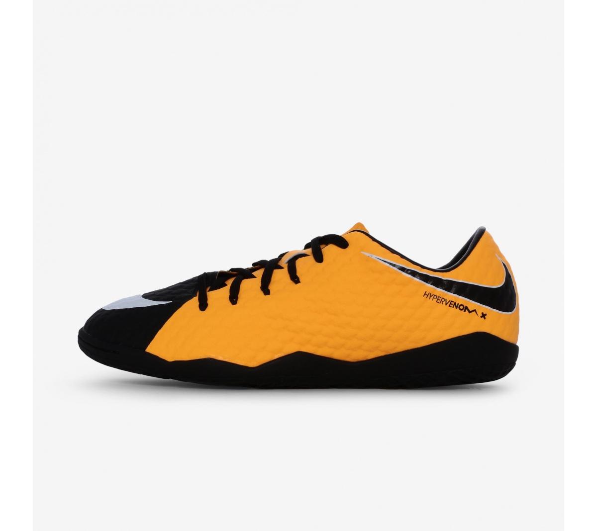 Tênis Nike Hypervenomx Phelon Futsal Am/Pt