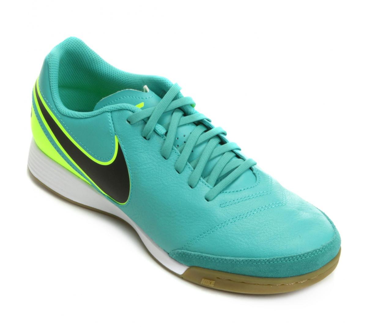 save off 0e012 53cf5 ... Tênis Nike Tiempo Genio II Leather IC ...