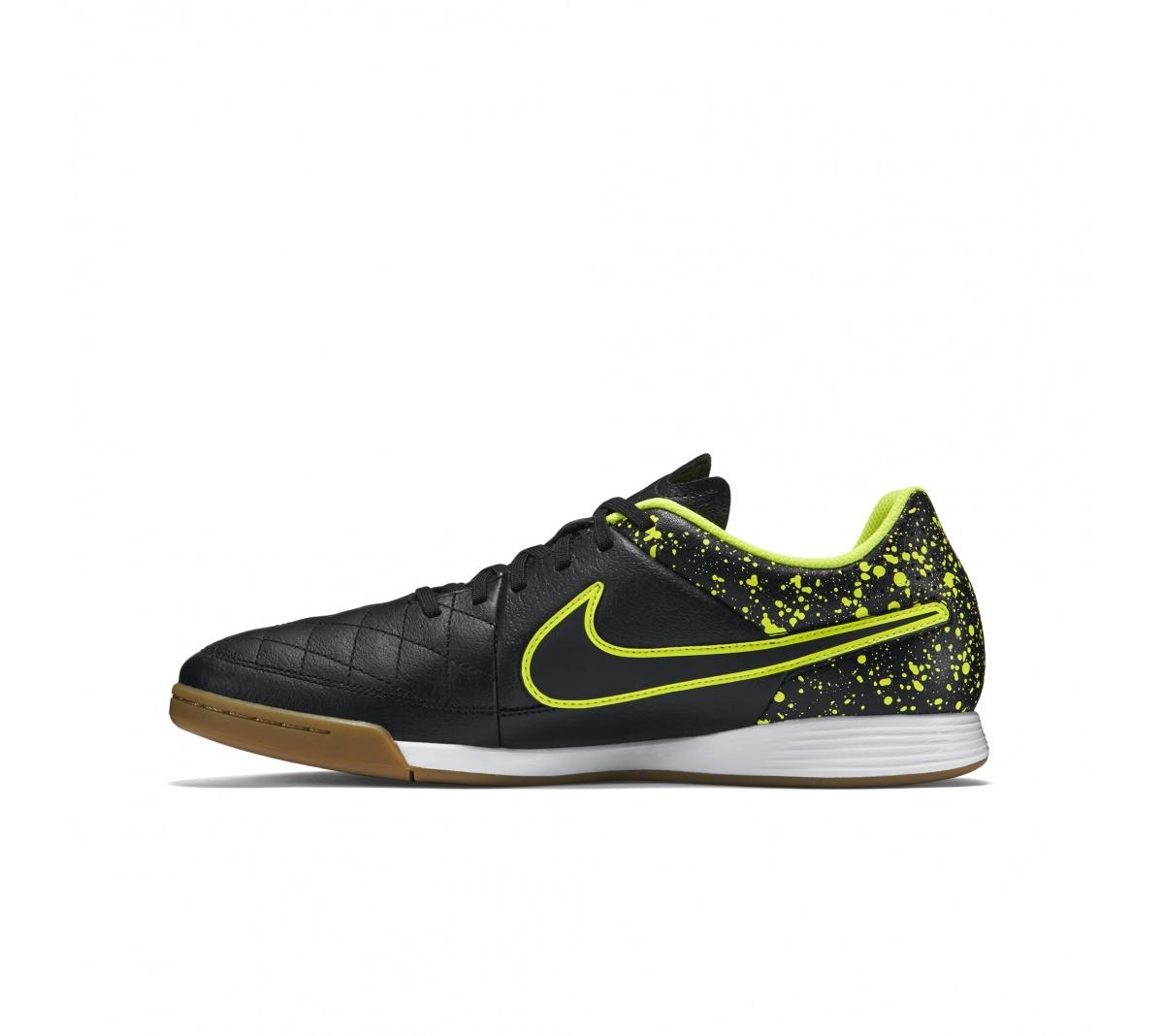 Tênis Nike Tiempo Genio Leather Futsal - Mundo do Futebol ed8d43eb91192