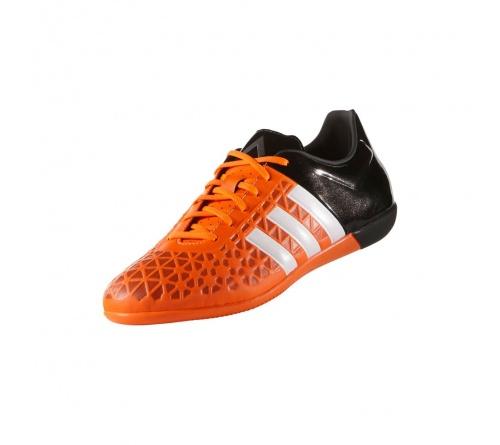 ... Kit Chuteira Adidas Messi 15.3 IN Futsal + Caneleira Adidas Ace Lesto - Compre  Agora Netshoes ... Tenis Adidas Ace 15.3 Futsal Laranja e Preto uk store ... 96cbbd3826744