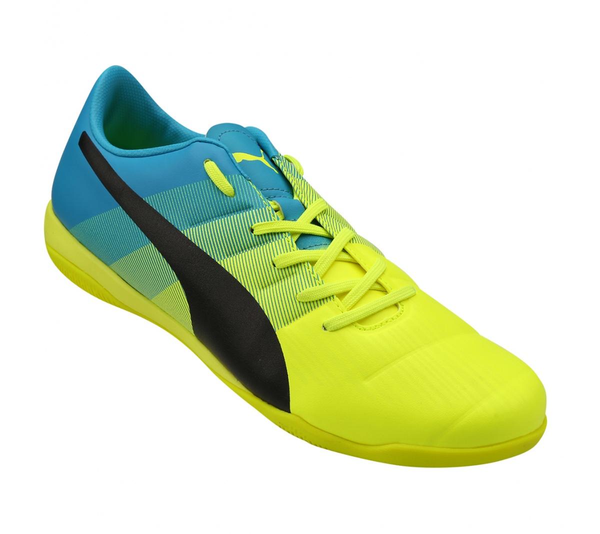 df7cb8e92f1 Tênis Puma EvoPower 3.3 IT Futsal Tênis Puma EvoPower 3.3 IT Futsal ...
