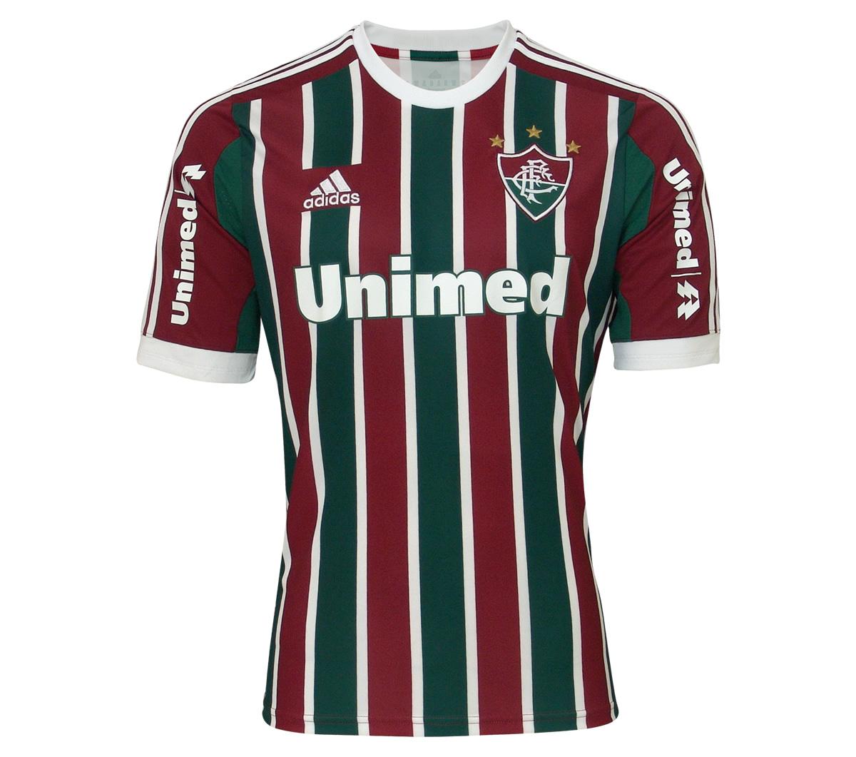 Camisa Fluminense Infantil Oficial adidas Promoção 70% Off